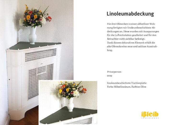 Möbelanfertigung in Linoleum